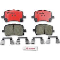 Balatas Brembo (d) Pontiac G6 Gt, Lining Modification 10-10