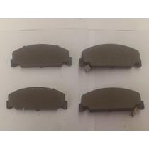 Balatas Delanteras Semi-metalicas Honda Civic 88-00 D273