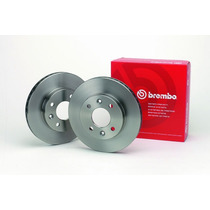 Disco Brembo 09.b553.10 Nissan Frontier 2005 A 2008