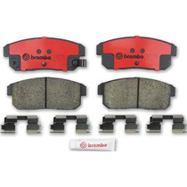 Balatas Brembo (t) Nissan Sentra Limited Edition 03-03