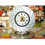Discos Para Freno Con Balatas De Ceramica Nissan Lucino 96