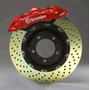 Discos Hiperventilados Brembo - Ford Mustang Base 03-04