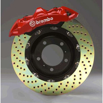 Discos Hiperventilados Brembo - Chevrolet C10 2wd 02-06