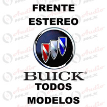 Frente Estereo Buick Enclave Lacrosse Regal Control Volante