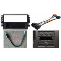 Kit Adaptador De Frente Arnes Antena Gmc Savana 2009 A 2010