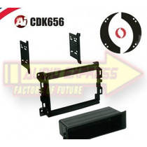 Base Frente Adaptador Estereo Dodge Ram 2013-15 Cdk656