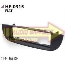 Base Frente P Estereo Fiat 500 2011 A 14 Hf0315