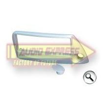 Base Frente Para Estereo Ford Ka Gris Hf0570 Entr Encendedor