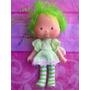 Rosita Fresita Personaje De Serie Pelo Color Verde