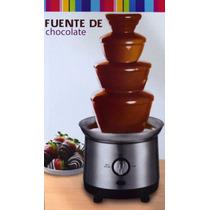 Fuente De Chocolate Y Camoy De 3 Niveles Beacon Hill