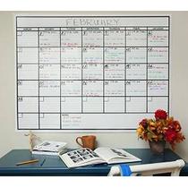 Officeaid Laminado Jumbo Calendario De Pared, 36 Pulgadas Po