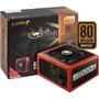 Fuente De Poder Lepa Certificada 1000w 80+ Modular Hibry Atx