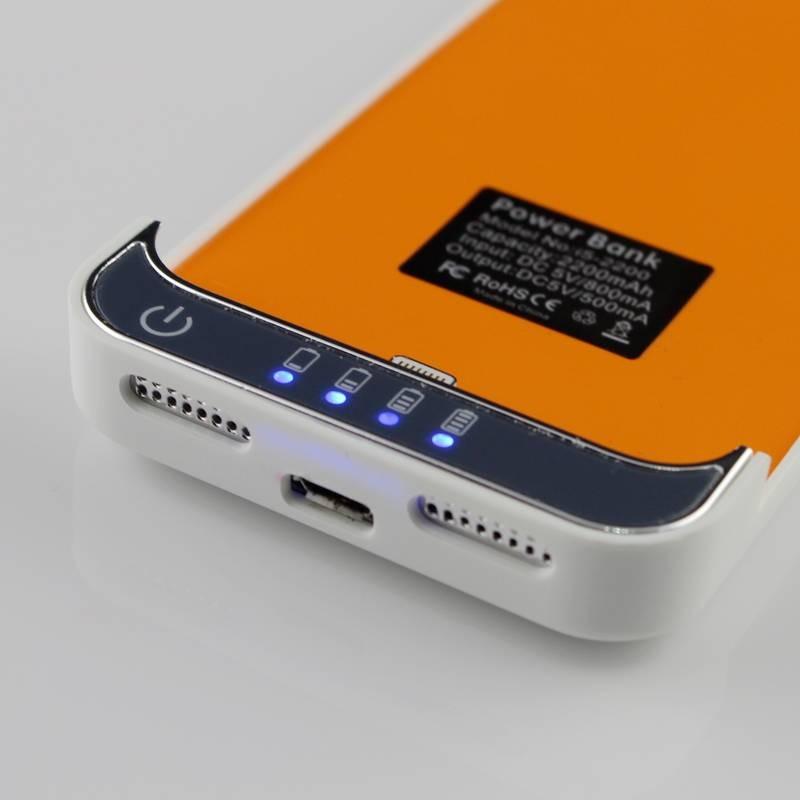 Funda con bateria extra iphone 5 cargador en mercadolibre - Funda bateria iphone 5c ...