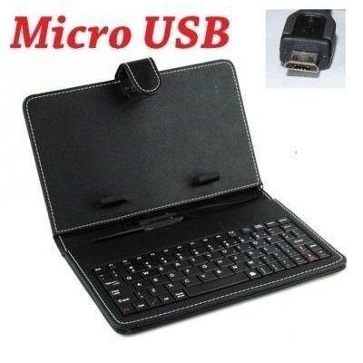 Funda con teclado tablet de 7 pulgadas micro usb en mercadolibre - Fundas de tablet de 7 pulgadas ...