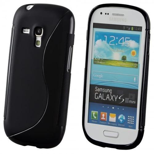 Funda samsung galaxy s3 mini plastico tpu i8190 mica gratis en mercadolibre - Fundas para s3 mini ...