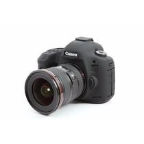 Canon Eos 5d Mark Iii Funda De Silicon Color Negro