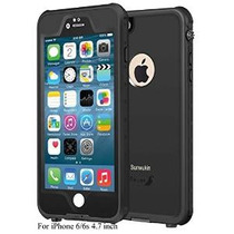 Sunwukin Mejor Funda Impermeable Para Iphone 6s / 6 4.7 Pulg