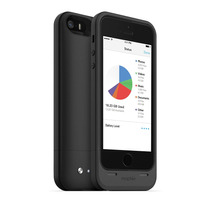 Funda Bateria Mophie Space Pack Iphone 5 5s 32gb Negra