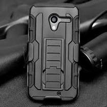 Funda Uso Rudo Triple Proteccion Samsung S6 Edge A3 A5 E5 E7
