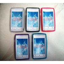 Wwow Protector Tpu Sony Xperia E C1505 Excelentes!!!