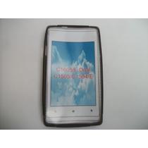 Protector Tpu Sony Xperia E C1505 Color Humo!