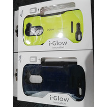 Funda Iglow Antigolpes Para Lg Zone X180 Ray