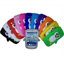Fundas De Pingüino Para S3 Mini I8190 L7x P714 3d