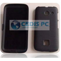 Funda Clip (holster Case Combo) Huawei Y340 Mica Gratis