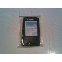 Wwow Silicon Skin Case Para Sony Ericsson Walkman W705!!!