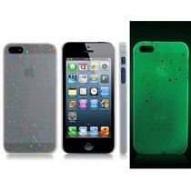 Case Funda Iphone 5 5s Brilla En La Oscuridad Micas Gratis