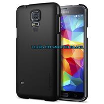 Funda Spigen Sgp Ultra Fit Smooth & Dot Samsung Galaxy S5