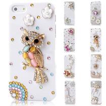 Hermosas Carcasas Con Pedreria Y Cristales Para Samsung