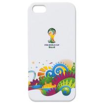 Funda Oficial Iphone 5 Copa Del Mundo Brasil 2014