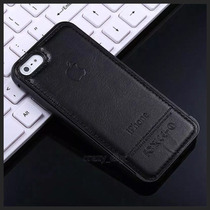 Luxury Funda Cases Bumper Aluminio Cubierta Piel Iphone 6/6s