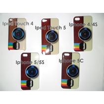 Instagram Case Funda Iphone 4 4s 5 5s 5c Ipod Touch 4 5