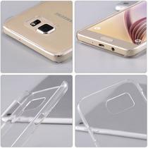 Funda Protector Crystal Case Transparente Samsung Galaxy S6