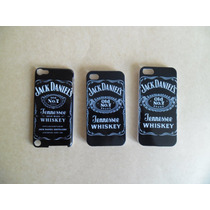 Jack Daniels Case Funda Iphone 4 4s 5 5s Ipod Touch 5