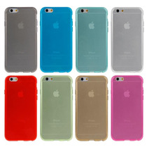 Funda Carcasa Iphone 4 4s,5, 5s,6 Case, Tpu, Jacket Cristal
