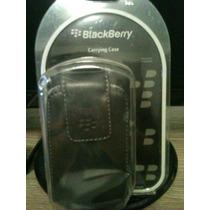 Funda Blackberry Negra D520