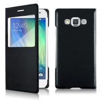 Samsung Galaxy A5 - Flip Case Con Glass 9h