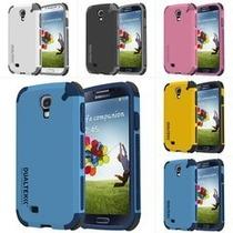 Pure Gear Dualtek Samsung Galaxy S4 Golpes Funda Carcasa