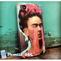Frida Kahlo Case Iphone 4,4s, 5, 5s, 5c 6 6plus S3 S4 S5