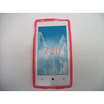 Protector Tpu Nokia Lumia 720 Color Rosa!