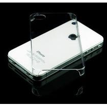 Funda Protector Crystal Case Transparente Iphone 4 4s Nuevo