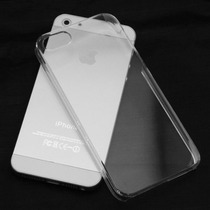 Funda Protector Crystal Transparente Iphone 4 4s 5 5c 5s 6