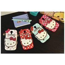 Funda Silicon Hello Kitty Iphone 4 ,4/s , 5, 5/s,6 Colores