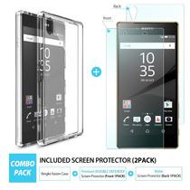 Funda Case Ringke Para Sony Xperia Z5 Premium Bumper + Mica