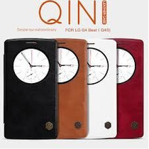 Funda Nillkin Qin Lg G4 Beat Quick Circle Smart La Mejor