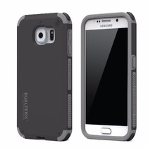 Funda Dualteck Pure Gear Galaxy S6 Flat Maxima Proteccion