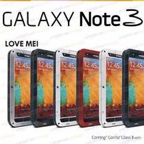Samsung Note 3 - Funda Powerful Love Mei Máxima Protección